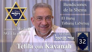 Download Kabbalah: la Tefila con Kavanah - clase 32 Bendiciones antes de la Shema Video