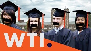 Download Silence U: Is the University Killing Free Speech and Open Debate? | We the Internet Documentary Video