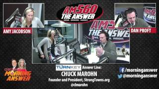 Download Chicago's Morning Answer - Chuch Marohn - January 16, 2017 Video