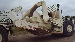 Download 2006 Terex TS14G Motor Scraper Video