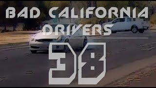 Download Bad Drivers Of California 38 | Multiple Close Calls! Model 3 Spotted! Christmas Madness! Video