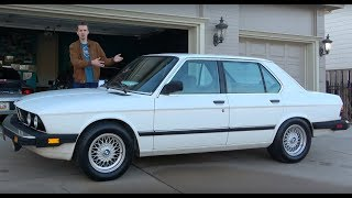 Download Here's Why the E28 BMW 535i Is Now Worth $50,000 Video
