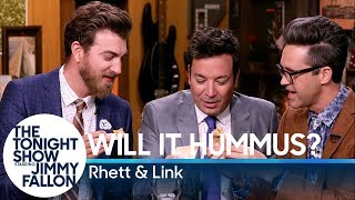 Download Will It Hummus? with Jimmy Fallon, Rhett & Link (Good Mythical Morning) Video