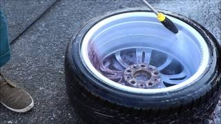 Download How to clean your wheels the good way Video