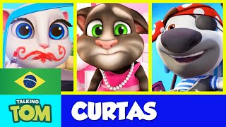 Download Talking Tom Curtas – Ultra Maratona Video