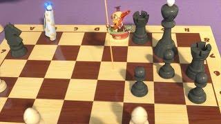Download Фиксики - Шахматы   Познавательные мультики для детей, школьников Video