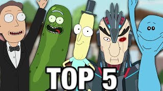 Download Top FIVE Things to Expect in Rick and Morty Season 3! Video
