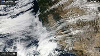 Download Severe spraying & EMF over the Pacific, 10-17-17 Video