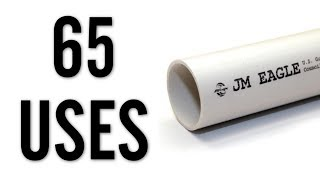 Download 65 Amazing Uses for Plastic PVC Pipes Video