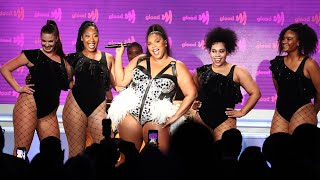 """Download Lizzo performs """"Juice"""" at the 30th Annual GLAAD Media Awards Video"""