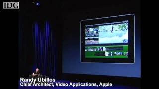 Download Apple CEO Steve Jobs introduces iPad 2, a faster, thinner and lighter tablet Video