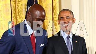 Download Barack Obama NBA Moments Video