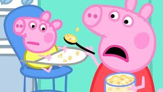 Download Peppa Pig Full Episodes | Baby Alexander | Cartoons for Children Video