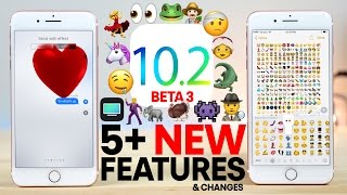 Download iOS 10.2 Beta 3 - 5+ New Features Review! Video