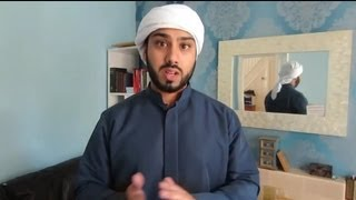 Download How To Tie Arabic Scarf Emirati Gulf Style Headgear, Shemagh. Video