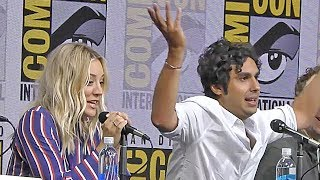 Download Big Bang Theory - Soft Kitty - The cast, crew and Hall H sing the Soft Kitty Song Video