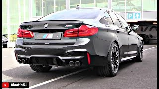 Download 6 INSANE Features of the 2018 BMW M5 | Test Drive Video