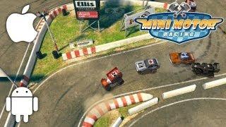 Download iPhone Impressions: Mini Motor Racing Video