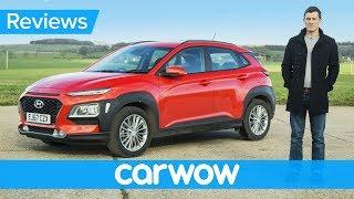 Download Hyundai KONA SUV 2019 review | carwow Reviews Video