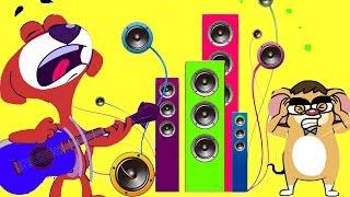 Download Rat-A-Tat| 'Don's Music Club House'|Chotoonz Kids Funny Cartoon Videos Video