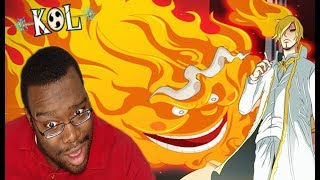 Download VINSMOKE D SANJI | One Piece Manga Chapter 875 LIVE REACTION - Armament Haki Doesn't Work Video