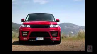 Download LUMMA CLR SV Range Rover, The most potent Range Rover Ever Video