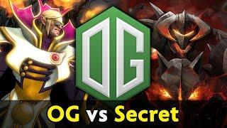 Download Godlike Invoker + carry Chaos Knight — OG vs Secret Video