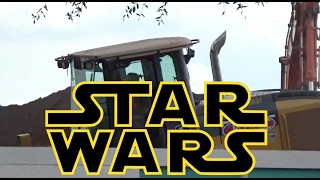 Download Star Wars Land Update February 7th at Hollywood Studios Video