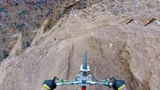 Download GoPro: Backflip Over 72ft Canyon - Kelly McGarry Red Bull Rampage 2013 Video