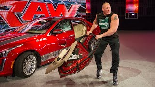 Download Brock Lesnar's craziest moments: WWE Playlist Video
