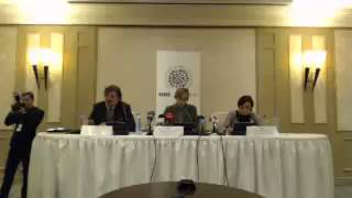 Download Uzbekistan, Presidential Elections, 29 March 2015: Limited Elex Obs Mission Press Conference Video