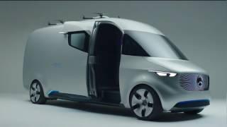 Download Mercedes-Benz Vision Van Drive and Design Video