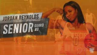 Download Lady Vols Senior Night Ceremony Video