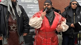 Download Commanding General Yahanna Calls Out All Kemetic Scholars Video
