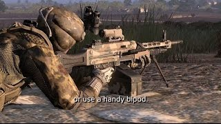 Download Arma III - Marksmen DLC Developer Diary: Weapons & Platform Features Video