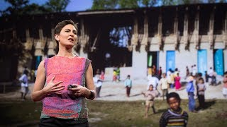 Download The warmth and wisdom of mud buildings | Anna Heringer Video