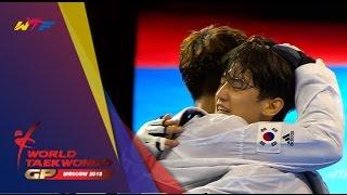 Download [FINAL] MALE -68kg | KIM, HUN (KOR) vs. LEE, DAE-HOON (KOR) Video