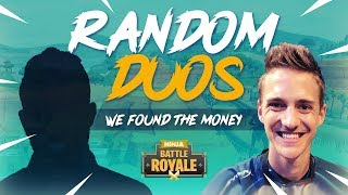 Download Random Duos - We Found The Money! - Fortnite Battle Royale Gameplay - Ninja Video