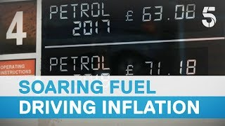 Download Why are fuel prices rising for consumers? - 5 News Video