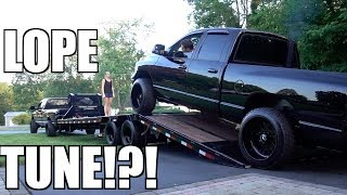 Download TRIPLE TURBO CUMMINS RIDE ALONG!!!! WHY DOES IT SOUND LIKE THIS??? Video