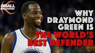 Download Why Draymond Green Is THE WORLD'S BEST DEFENDER Video