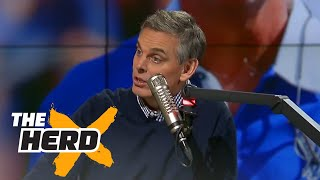 Download Eric Dickerson: I didn't get Jeff Fisher fired, losing got him fired | THE HERD (FULL INTERVIEW) Video
