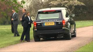 Download Raw: Obamas' UK Visit Includes Birthday Lunch Video