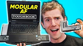 Download The CRAZY Upgradeable Laptop - Panasonic TOUGHBOOK 55 Showcase Video