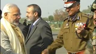 Download PM Modi arrival at Srinagar Video