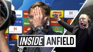 Download Inside Anfield: Liverpool 3-2 PSG | Unseen footage from another classic Video