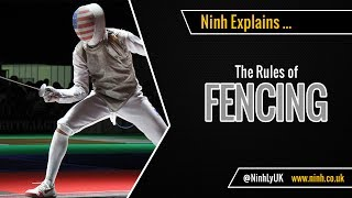 Download The Rules of Fencing (Olympic Fencing) - EXPLAINED! Video
