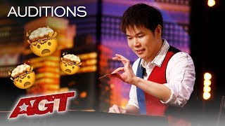 Download OMG! Eric Chien Could Be The Best Magician On The Internet And AGT! - America's Got Talent 2019 Video