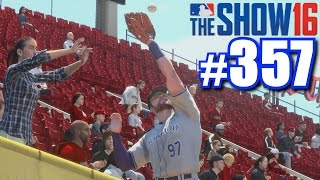 Download ROBBING A HOMER FROM A LADY! | MLB The Show 16 | Road to the Show #357 Video