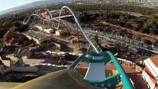 Download Shambhala POV PortAventura 2012 B&M Roller Coaster OnRide Video